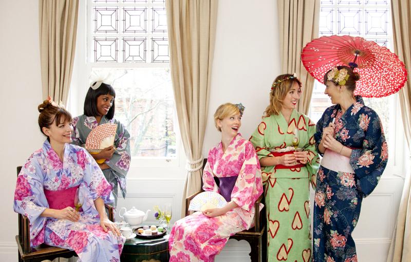 Takayo hen party